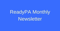 ReadyPA Monthly Newsletter