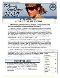 PTSD Post Newsletter