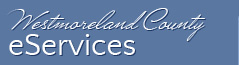 Westmoreland County eServices