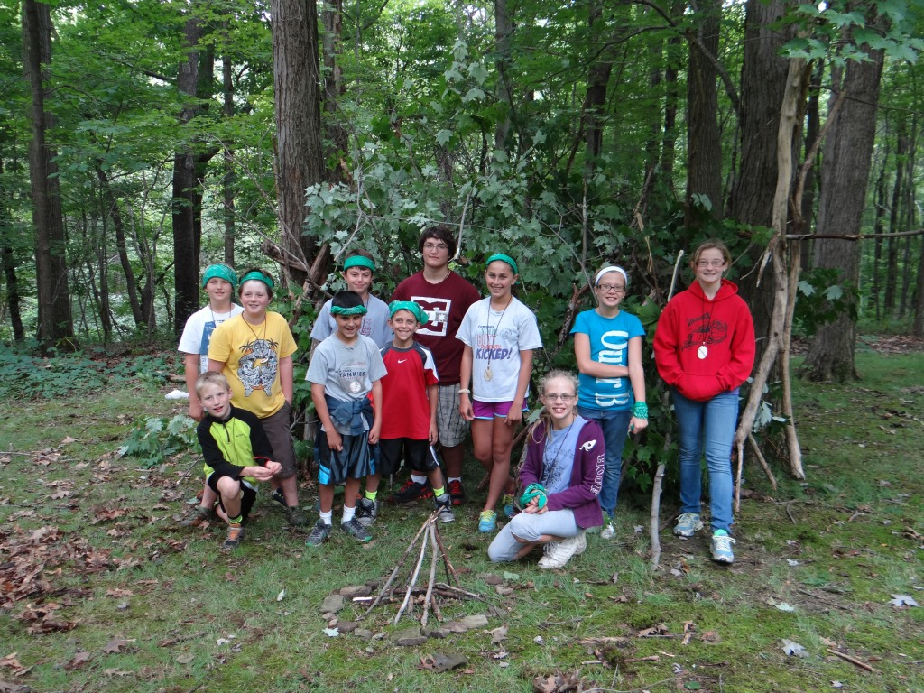 Summer Environmental Camps for Kids