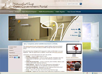 Westmoreland County Open Government Portal