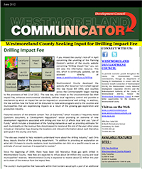 Westmoreland Communicator Newsletter