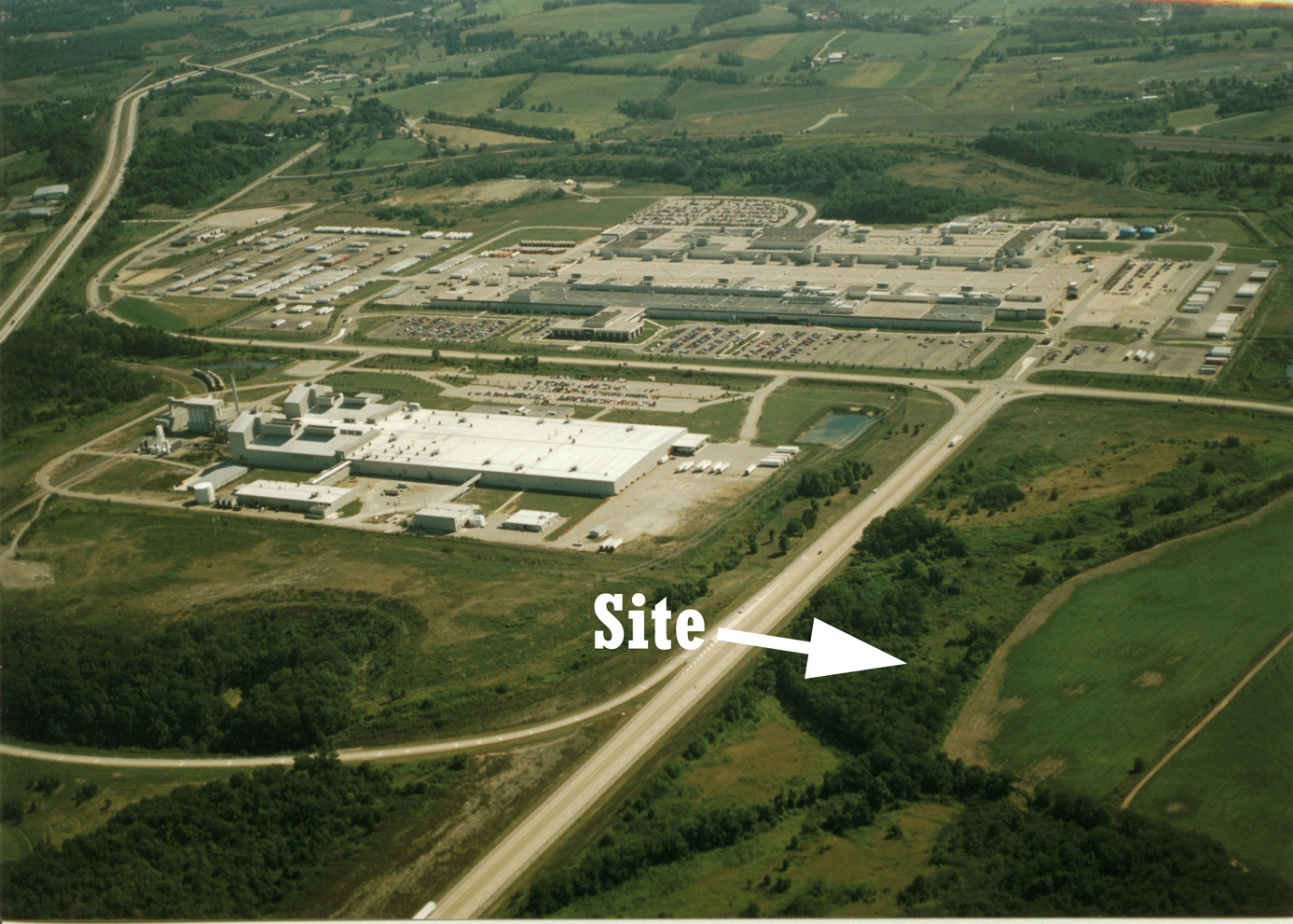 2001 Aerial Technology Park II