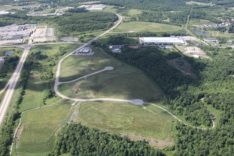 2012 Aerial Technology Park II