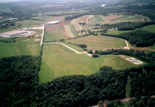 2003 Aerial I-70 Industrial Park