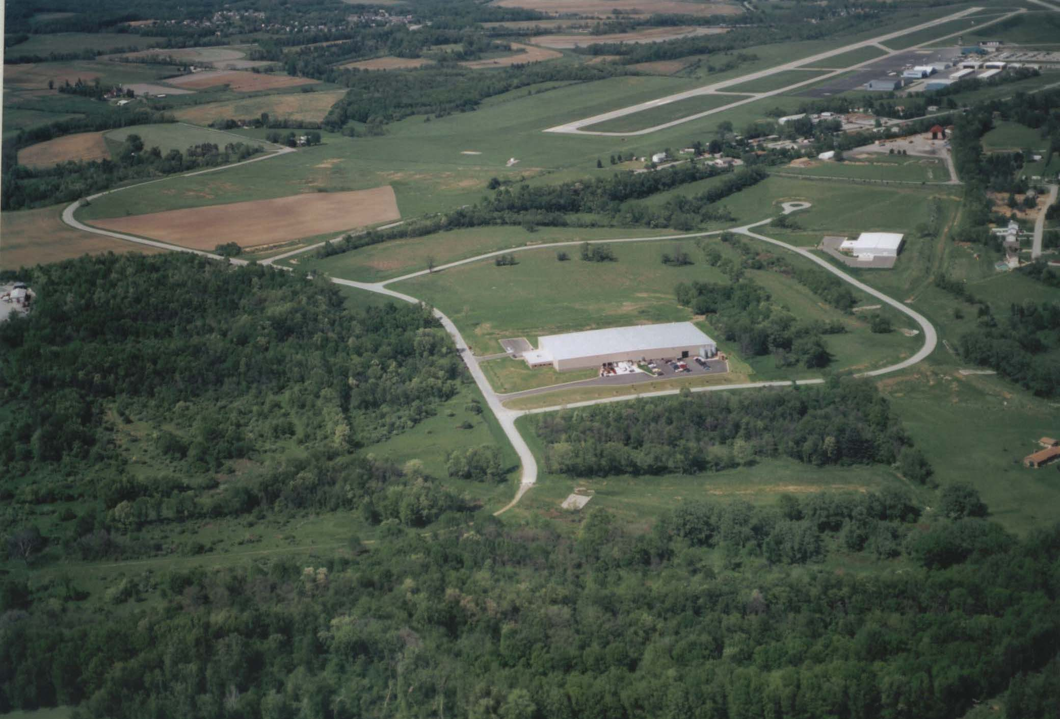 2003 Aerial Westmoreland County Airpark