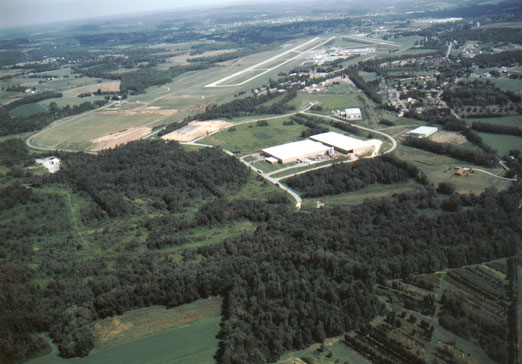 2005 Aerial Westmoreland County Airpark