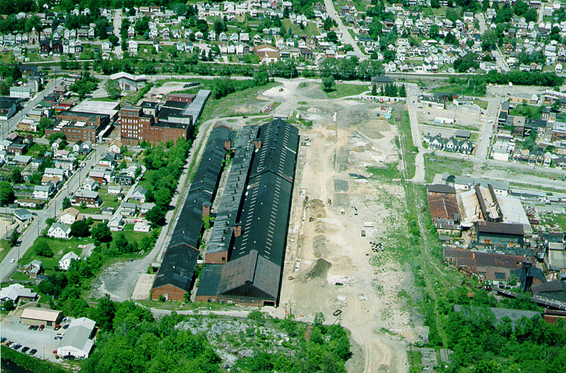 1998 Aerial Jeannette Industrial Park