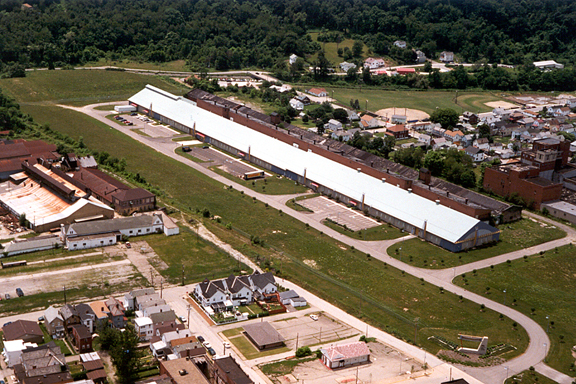 2001 Aerial Jeannette Industrial Park