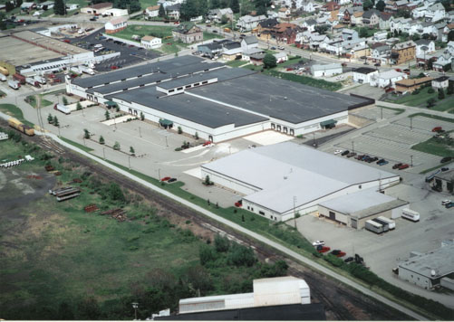 2003 Aerial South Greensburg Commons