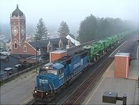 Greensburg Train Station