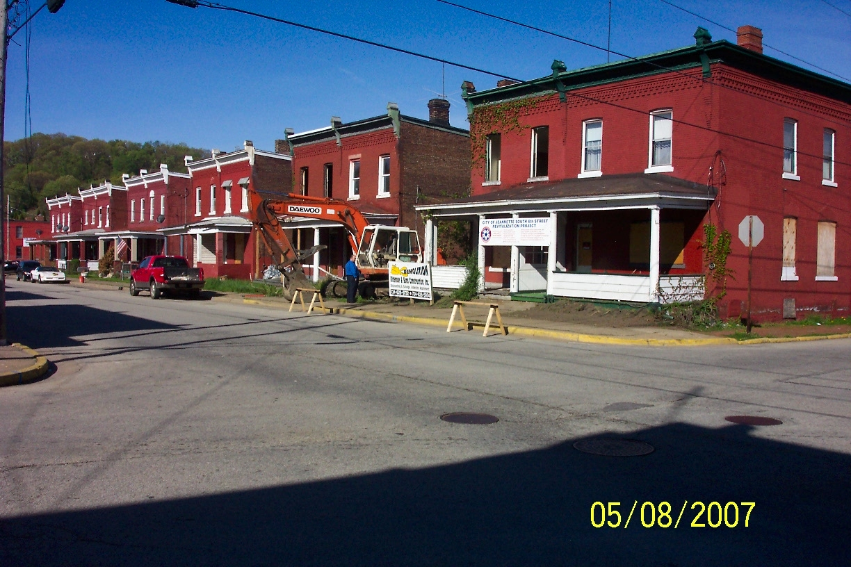 City of Jeannette Revitalization
