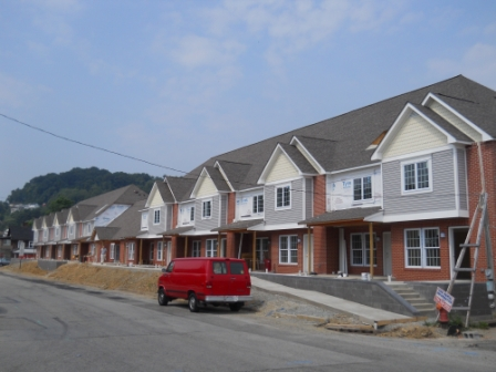 Jeannette Townhome Project