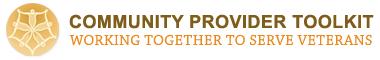 Community Provider Toolkit