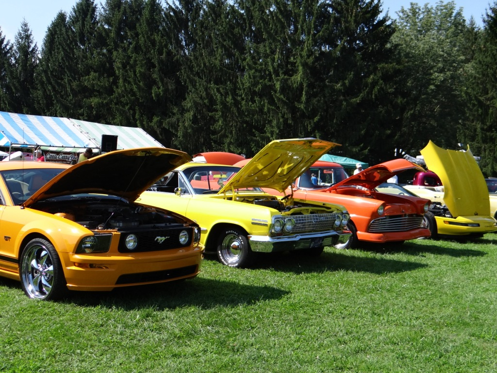 Westmoreland County Car Shows