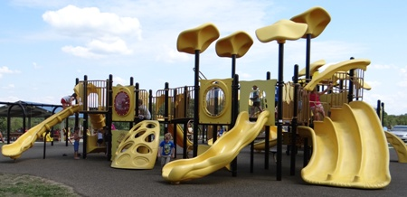 Boundless Playground at Twin Lakes