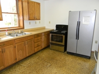 Twin Lakes Activity Center kitchen
