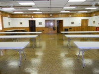 Twin Lakes Activity Center interior